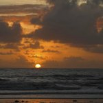  Nov 2012 - Sunrise before Eclipse, Four Mile Beach