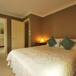  Spacious suites, all self contained with air conditioning and bathrobes