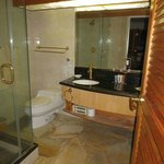  Much nicer bathroom in the Studio upgrade