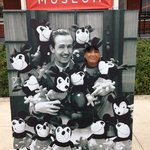  fun day at the Disney museum