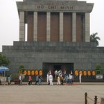 Ho Chi Minh Mausoleum