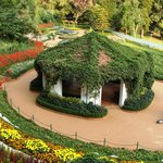  italian job garden at ooty