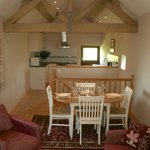 The Byre Living Areas