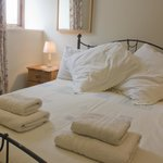 The Byre Cottage - Double Bedroom