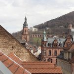  view of old heidelberg