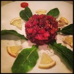  Tuna tartar