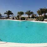  A view of the Costa Sal pool area (Sunday 5th May 2013)