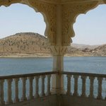  Lake outside Udaipur