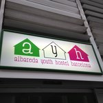 Albareda Youth Hostel resmi