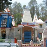 Binsar Mahadev Temple