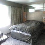 Double bedroom, room 812