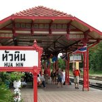  @Hua-Hin historical Railway Station