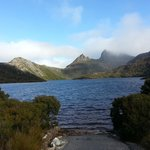  stunning cradle mountain Dove lake