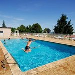 VVF Villages Ayen : piscine