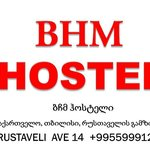 VIsit card of BHM Hostel