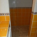Bathroom, cool tile