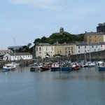  Harbour at Tenby