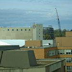  View of Camp Randall Stadium from Room