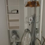Wardrobe come HEATING!! cupboard