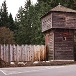 Fort Nisqually bastion