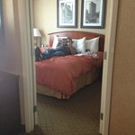 Suite Bedroom Entrance