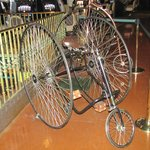  Historic Bicycle (several on display