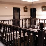  the second floor