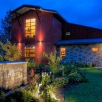  The winery at night, Courtesy CDA Cellars