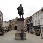  Clive of India in the old Square