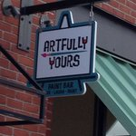 ‪Artfully Yours Paint Bar‬
