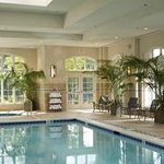  Indoor Pool with outside sunning terrace