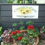 Country fare B&B