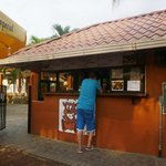  Front of resto / ordering counter