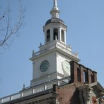 Independence Hall - just a few blocks away