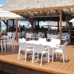 El Pelicano Dining Room on the Beach