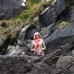 At Coumeenoole Beach Dingle Ireland