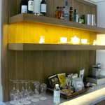  Bar area in room