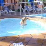  childrens pool area [ second pool ]