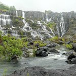  Pongour waterfall