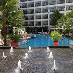  Pool in mercure
