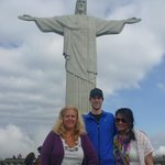  At the Christ Redeemer