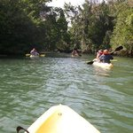 Gamboa Rainforest Resort Kayaking the Panama Canal Tour