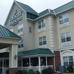 Country Inn & Suites By Carlson, Effingham resmi