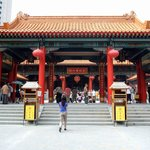 Wong Tai Sin Temple