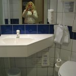  Scandic Edderkoppen  Hotel -Bathroom