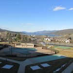  View of Lake George from Suite on 3rd Floor