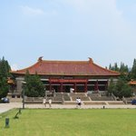 Western Xia Shihua Statue Museum