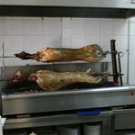 Spit Roast Lamb, Beautiful
