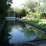 The pool at guesthouse 3