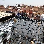  view from the riad